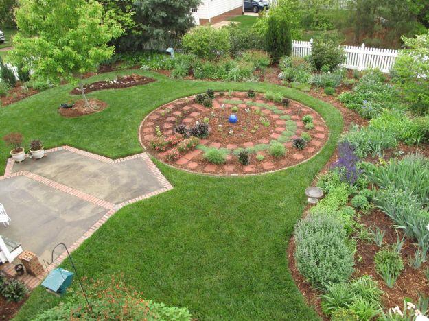 Garden and Meditation Circle