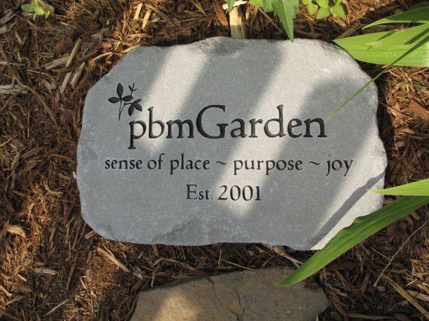 pbmgarden marker