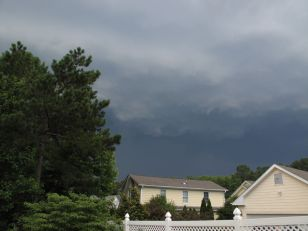 Thunderstorm Approaching