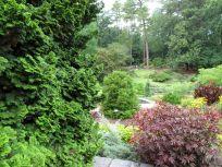 July Foliage In Terrace Gardens-Duke Gardens