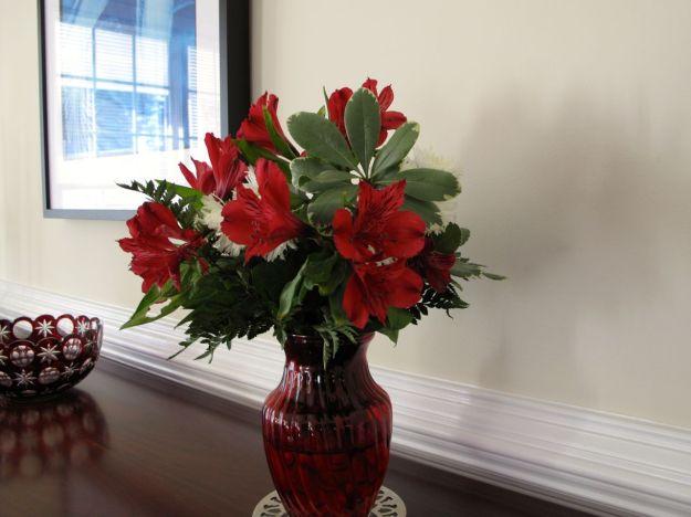 2013 Christmas Floral Gift