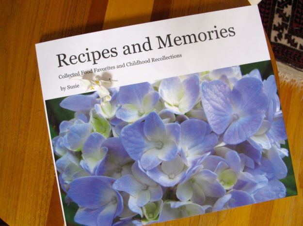 Recipes and Memories