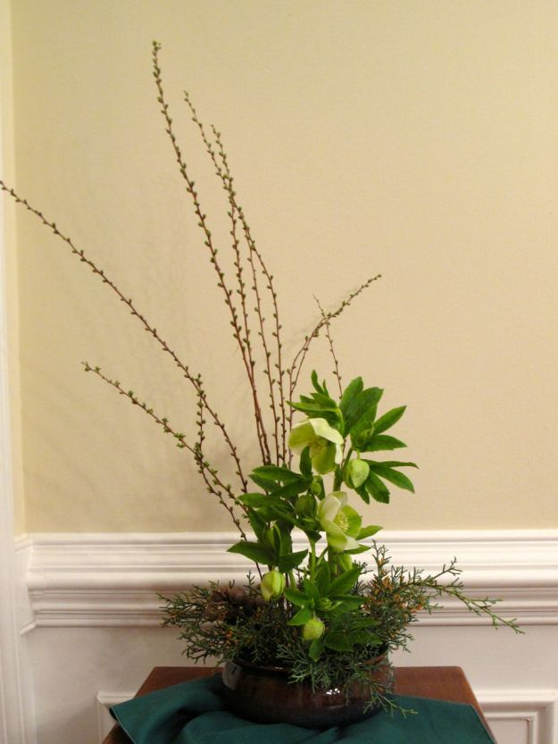 Early March Floral Design