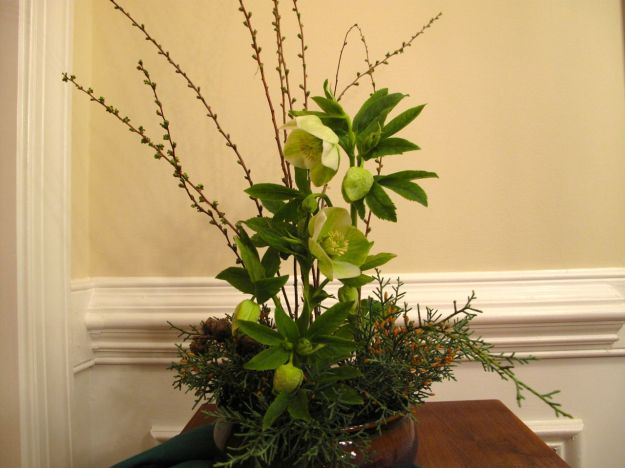 Early March Floral Design2