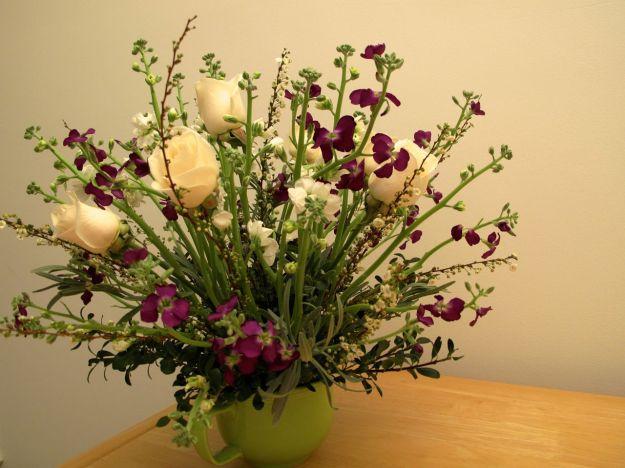 Flowers In A Mug-5