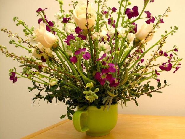 Flowers In A Mug-6