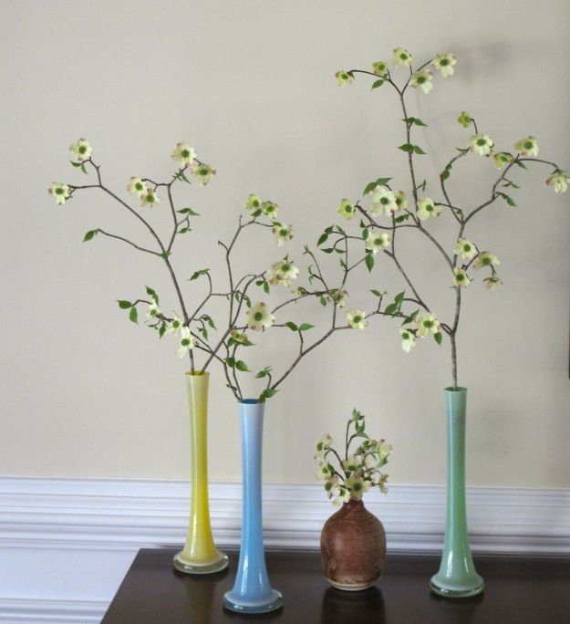 In A Vase On Monday-Flowering Dogwood-2