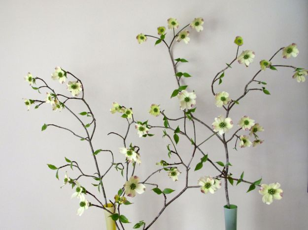In A Vase On Monday-Flowering Dogwood5