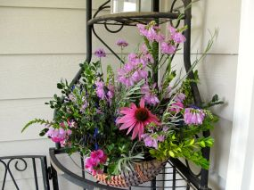 Late Summer Basket -September 1, 2014