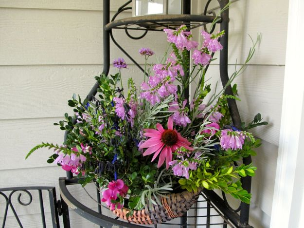 In A Vase On Monday - Late Summer Basket