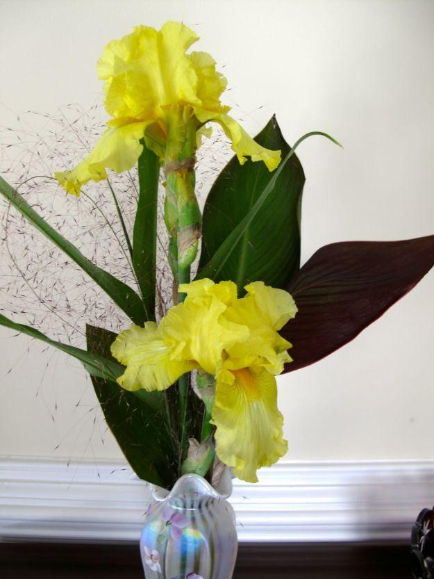 In A Vase On Monday- Lemon Yellow
