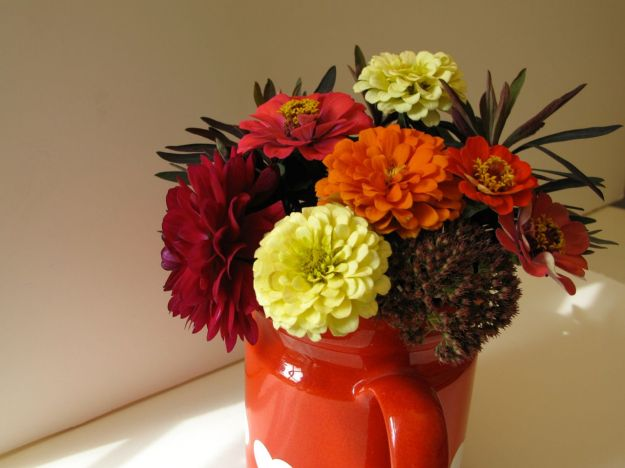 In A Vase On Monday