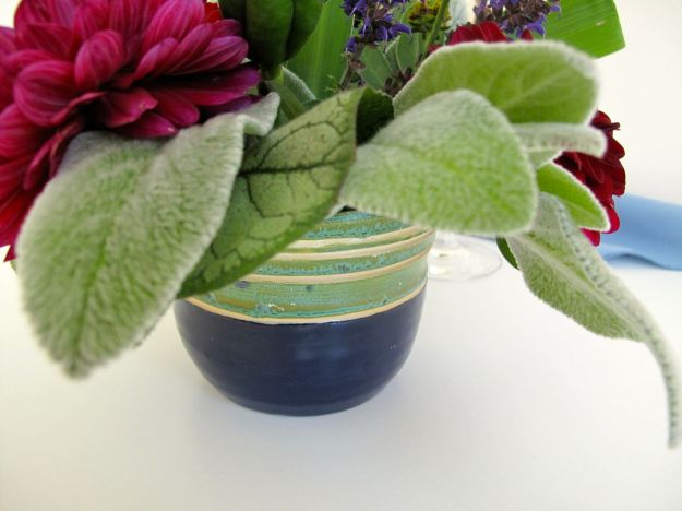 Handthrown Ceramic Vase