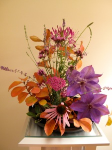 In A Vase On Monday - Four Seasons