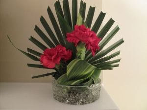 In A Vase On Monday-Quick Mantelpiece Display