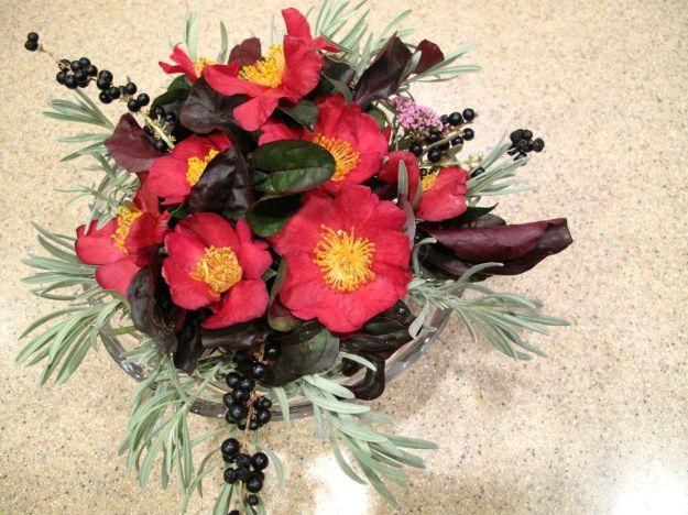 In A Vase On Monday-Yuletide