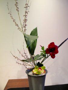 Modern Ikebana