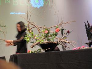 Ikebana: Homage to Spring