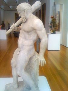 'Herakles' - Inspiration for Jinny Marino's Design