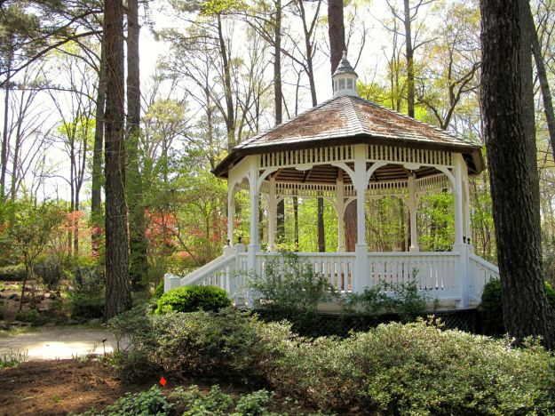 Butler Gazebo - Cape Fear Botanical Garden