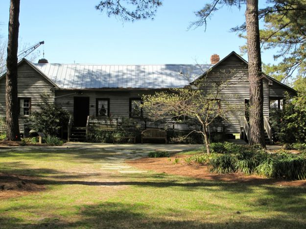 Historic Eastern Carolina Farmhouse