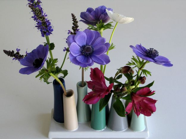 In A Vase On Monday - Anemones