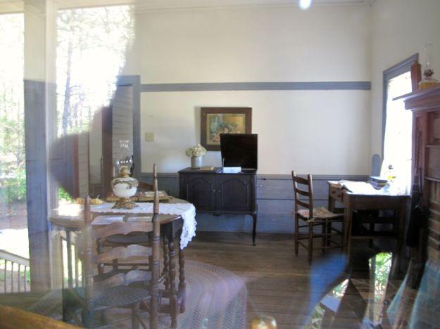 Interior - Historic Eastern Carolina Farmhouse