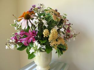 In A Vase On Monday 1
