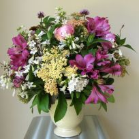 In A Vase On Monday 4