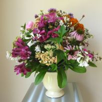 In A Vase On Monday 3