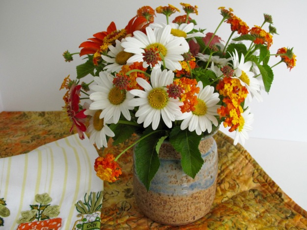 In A Vase On Monday - Keep Calm And Garden On