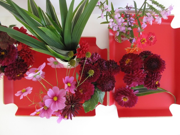 Flowers Awaiting