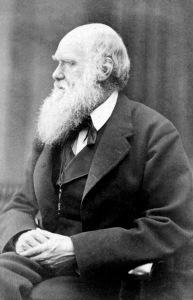 Charles Darwin, circa 1871, by Oscar Gustave Rejlander (1813-1875)