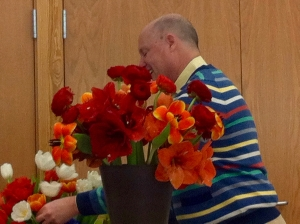Steve Taras At Chapel Hill Garden Club