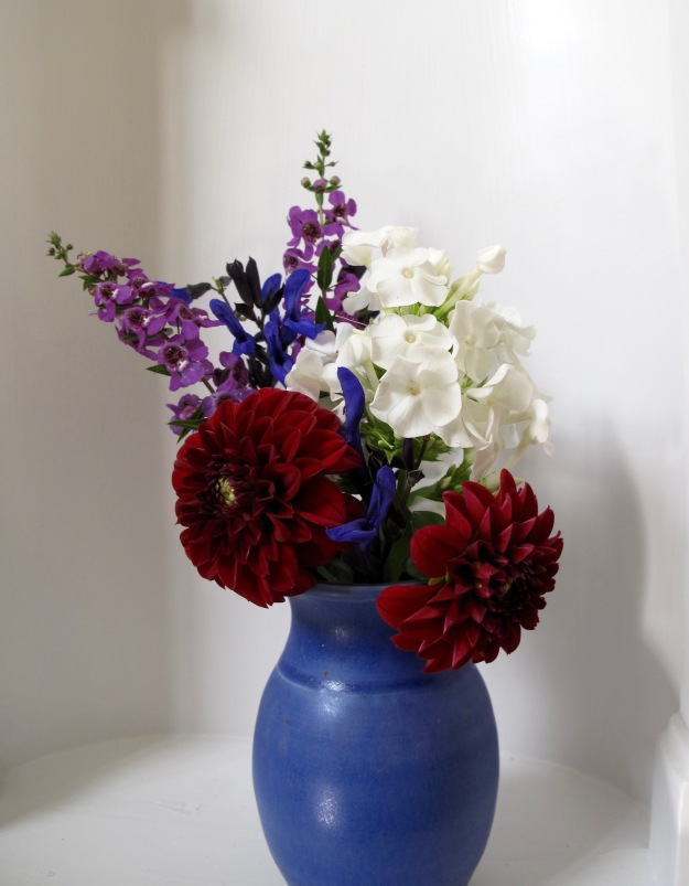 In A Vase On Monday - Vivid Color