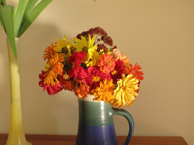 In A Vase On Monday - October Surprise