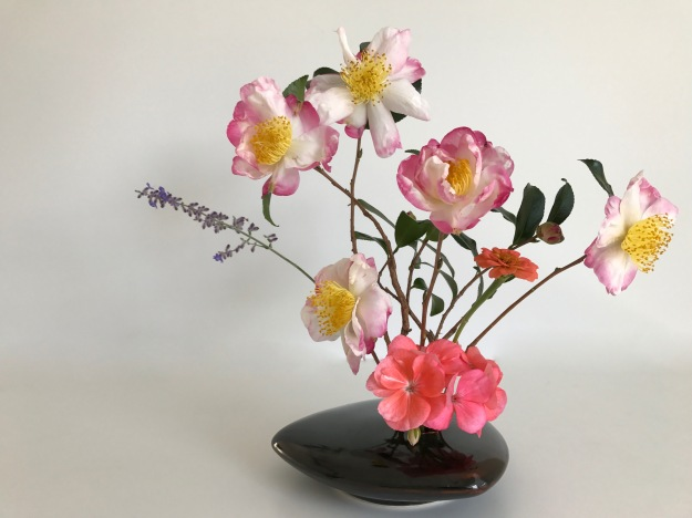 In A Vase On Monday - Pink Atmosphere