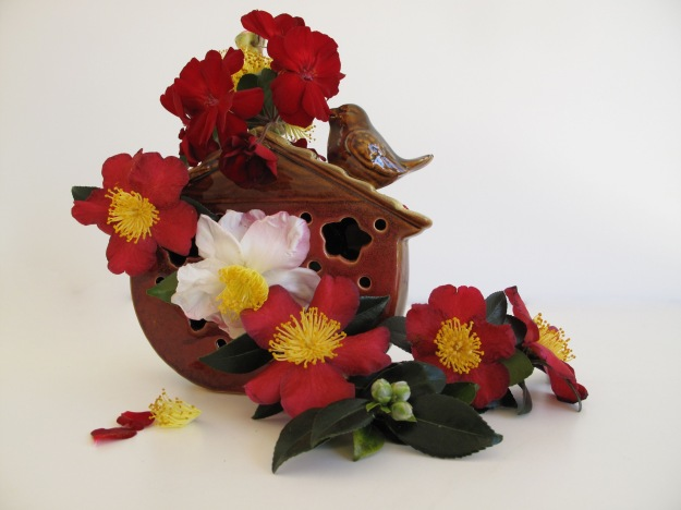 In A Vase On Monday - Flowers For The House