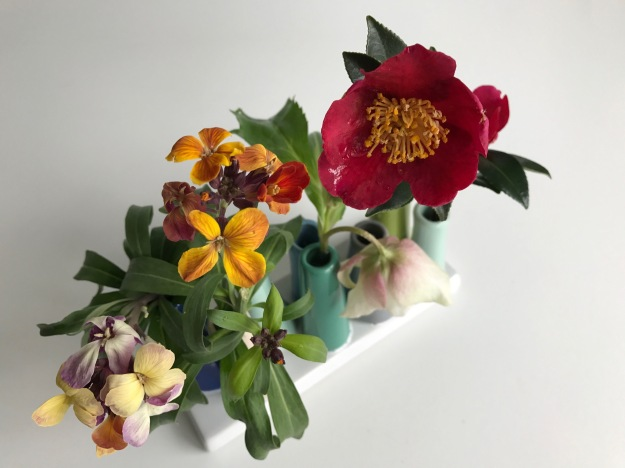 In A Vase On Monday - Old And New