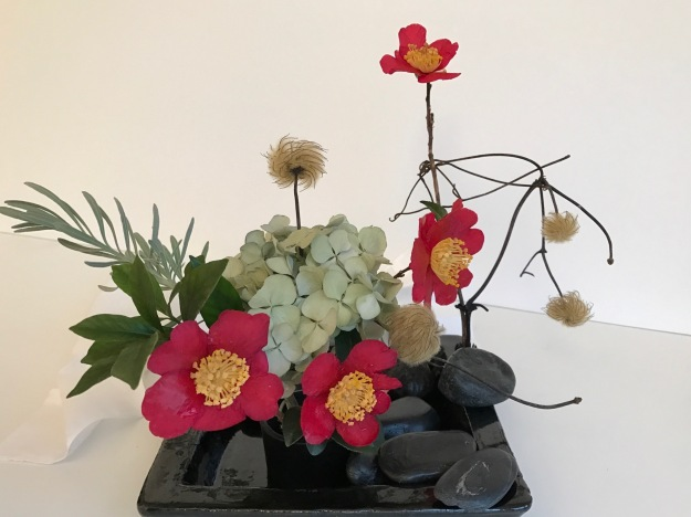 In A Vase On Monday - A Touch Of All Seasons