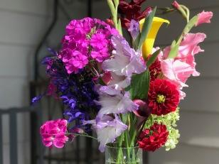 In A Vase On Monday - Garden Variety