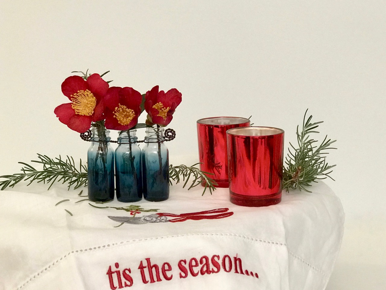 In a vase on monday yuletide greetings pbmgarden in a vase on monday yuletide greetings m4hsunfo