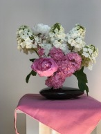 Mass Of Pink And White -May 27, 2019