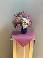 Fragrance And Pink Petals -June 10, 2019