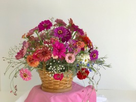 Late Summer In A Basket -September 9, 2019