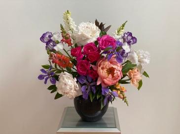 April's Mixed Bouquet -April 20, 2020