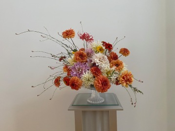 Floral Harvest -August 31, 2020