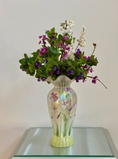 Cerinthe With Pink -April 5, 2021
